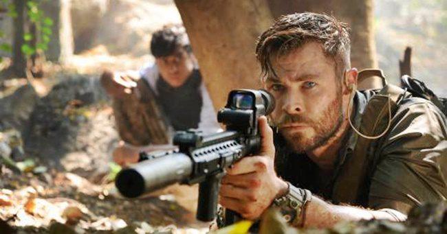 Folytatást kap Chris Hemsworth akciózúzdája, a Tyler Rake!