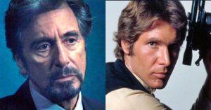 Al Pacino örökre bánni fogja, hogy nem vállalta a filmet, ami végül Harrison Fordot tette sztárrá