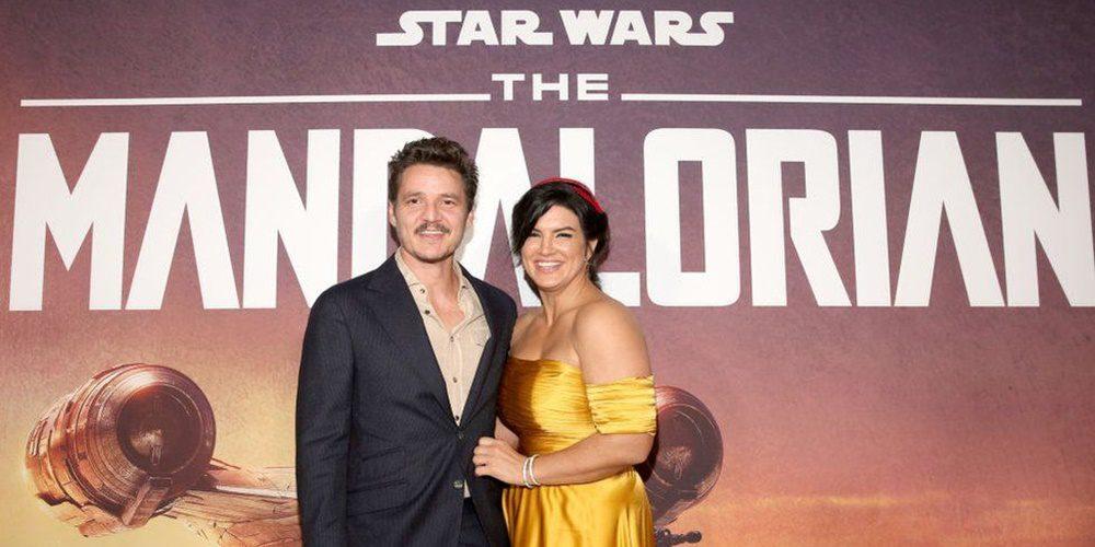 A Lucasfilm azonnali hatállyal megvált Gina Caranotól, a Mandalorian színésznőjétől