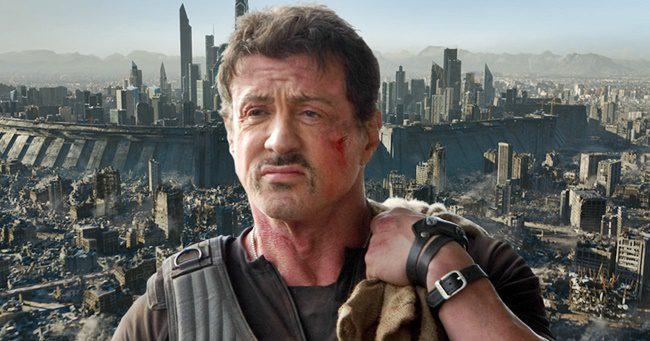 Erre várt a világ, disztópikus akciófilmet készít Sylvester Stallone!