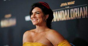 A Mandalorianból kirúgott Gina Carano durván visszavághat a Disney birodalomnak