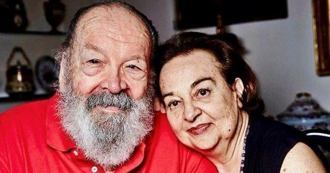 Bud Spencer 56 hosszú évig éltek boldog házasságban feleségével