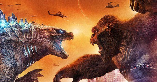 Még egy bődületes előzetest kapott a Godzilla Vs. Kong!