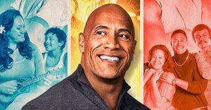 """Indul a sorozat, melyben Dwayne """"The Rock"""" Johnson életét mutatják be"""