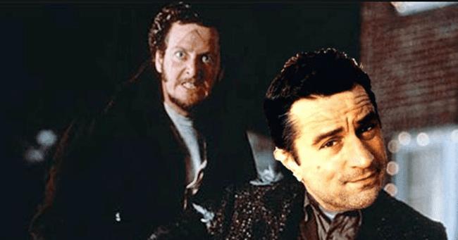 Egy hajszálon múlott, hogy nem Robert De Niro lett minden idők legismertebb betörője