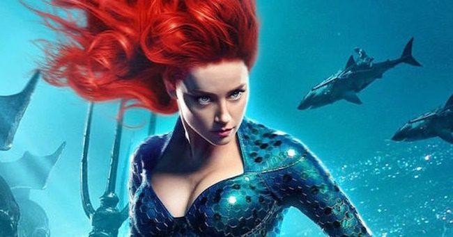 BRÉKING: Amber Heardöt kirúgták az Aquaman 2.-ből!
