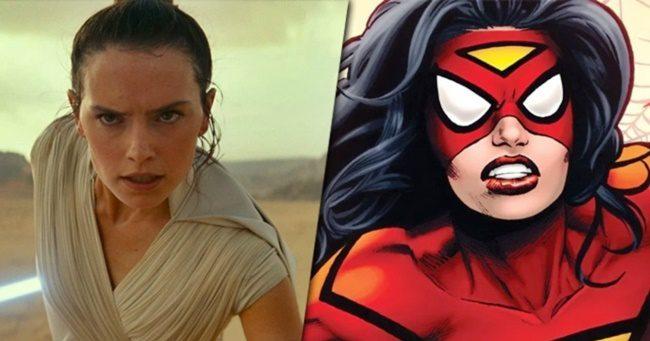 Jöhet a női Pókember film, méghozzá a Star Wars filmek sztárjával