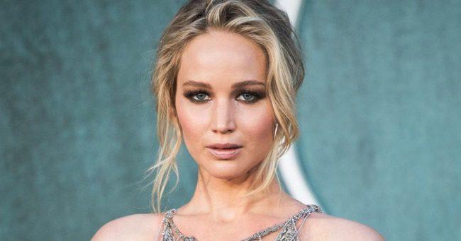Jennifer Lawrence majdnem megvakult legújabb filmjének forgatása közben