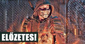 Agyeldobós előzetest kapott a Mortal Kombat!
