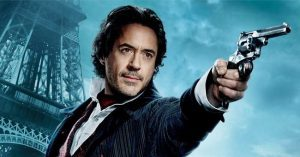 Robert Downey Jr. visszatér, mint Sherlock Holmes!