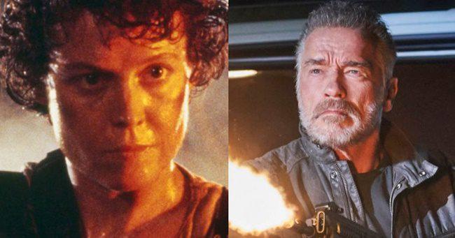 Jöhet egy új Alien film, ráadásul Sigourney Weaver és Arnold Schwarzenegger párosával?