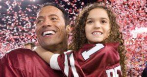 Dwayne Johnson filmbeli lánya a Gyerekjátékból felnőtt és csodálatos nő lett