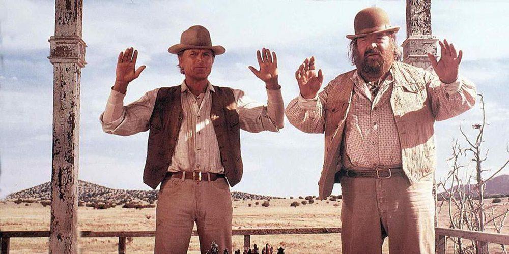 Így kötött barátságot a legendás páros, Bud Spencer és Terence Hill