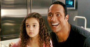 Emlékszel még Dwayne Johnson lányára a Gyerekjátékból? Így néznek ki napjainkban!