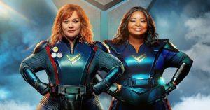 Megérkezett A lecsap csapat első előzetese, melyben Melissa McCarthy és Octavia Spencer alakítja a két szuperhősnőt.