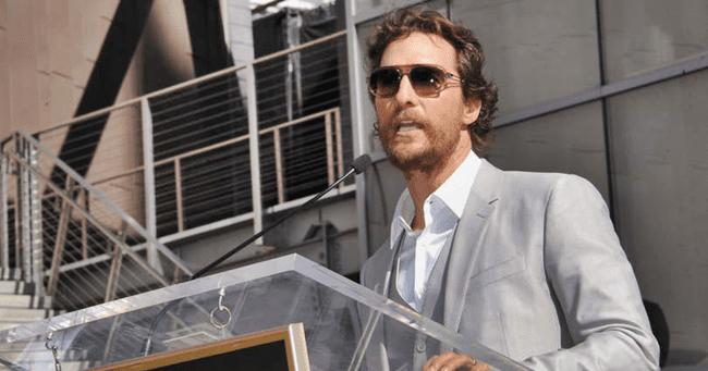 Matthew McConaughey felhagyhat a színészettel, ugyanis kormányzónak készül