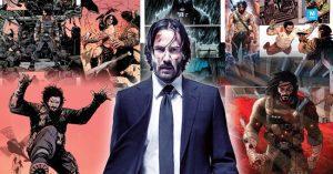 Keanu Reeves főszereplésével film készül Keanu Reeves brutális képregényéből!