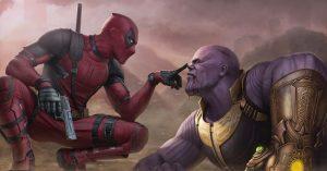 A Deadpool 3 hülyét fog csinálni a Marvel teljes moziverzumából