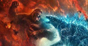 Elképesztő látványt és brutális csatákat ígér a Godzilla Vs. Kong végső filmelőzetese!