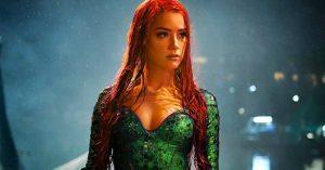 Óriási fordulat: Amber Heard mégis marad az Aquaman 2-ben!