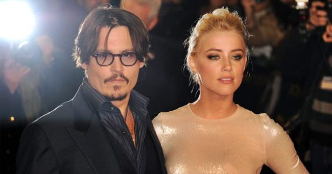 """""""Úgy szétszabdalom az arcod, hogy rád sem akarnak majd nézni"""" - Johnny Depp és Amber Heard"""