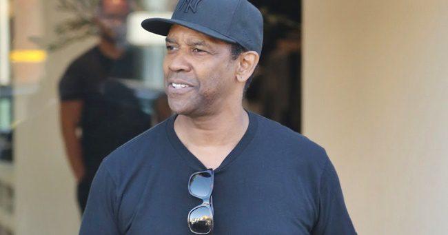 Denzel Washington ismét bizonyította, hogy ő az egyik legjobb fej hollywoodi sztár