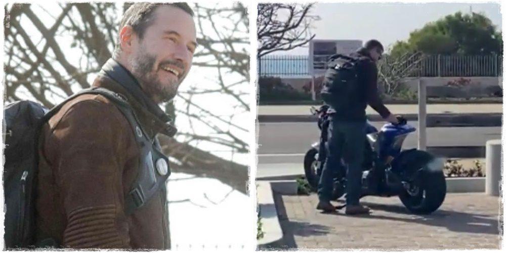 Keanu Reeves annyira átlagos, hogy az már félelmetes!