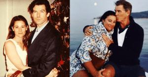 Pierce Brosnan 26 éve hűséges a feleségéhez