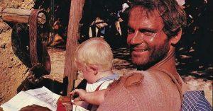 Terence Hill pályája csúcsán volt, amikor elvesztette fiát