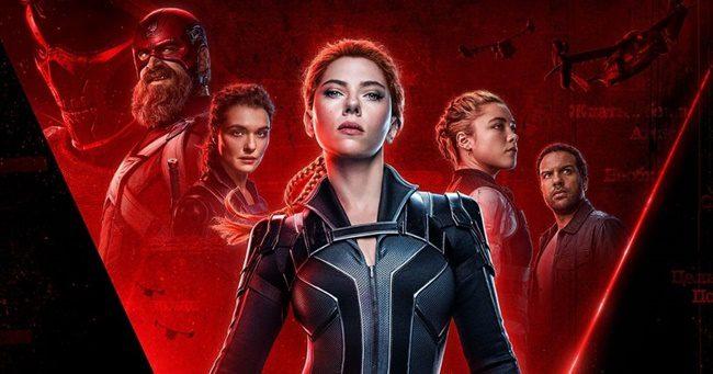Fekete Özvegy (Black Widow, 2021) - Előzetes