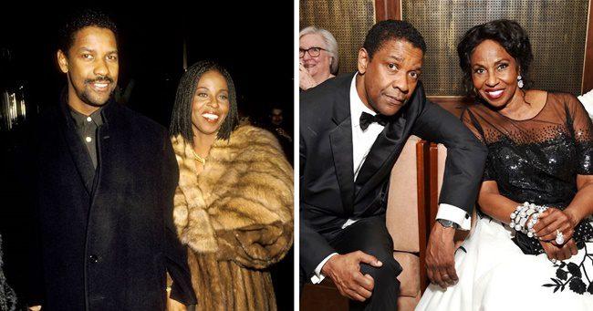 Denzel Washington és felesége 40 éve hűségesek egymáshoz
