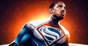 Michael B. Jordan főszereplésével jöhet az első fekete Superman