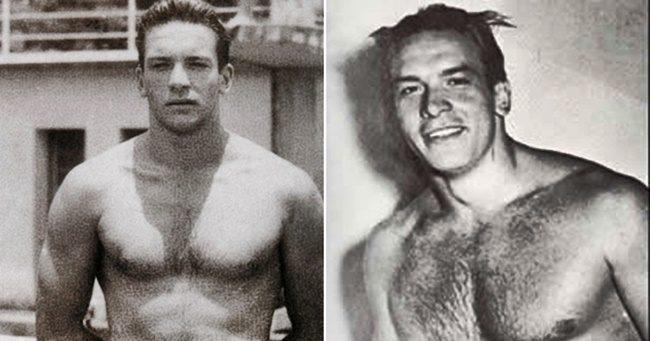 Elképesztően jóképű volt a fiatal Bud Spencer