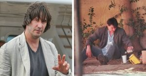 Keanu Reeves újfent olyan dolgokat tett, amitől megolvad a szíved