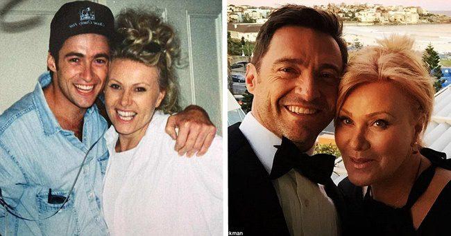 Hugh Jackman és felesége már 25 éve elválaszthatatlanok egymástól