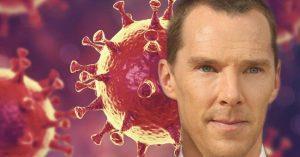 Nem vicc: Benedict Cumberbatch szerint ő fertőzte meg koronavírussal az USA-t