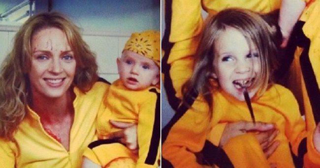 Uma Thurman és Ethan Hawke közös lánya felnőtt és szédítően néz ki