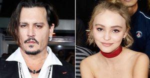 Lily-Rose Depp, Johnny Depp és Vanessa Paradis lánya 1999. május 27-én született.