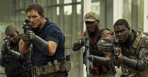 Az Amazon Prime Video kiadta a The Tomorrow War első előzetesét, amelyben Chris Pratt