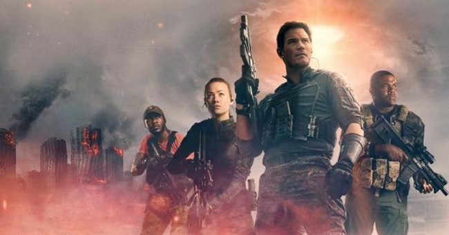 Itt a The Tomorrow War első teljes értékű előzetese!