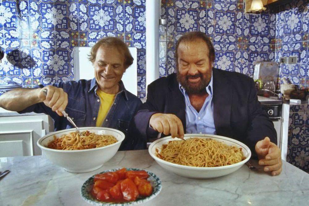 Bud Spencer és Terence Hill barátságánál csak az étvágyuk volt nagyobb