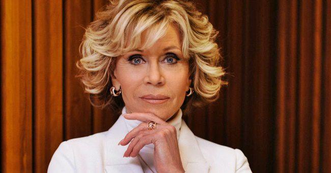 """""""Istennek köszönhetem a sikereimet"""" - Jane Fonda"""