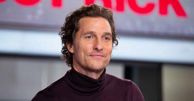 Matthew McConaughey döbbenetes vallomása: zsarolás miatt vesztette el a szüzességét
