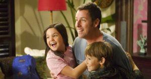 Emlékszel még Adam Sandler gyerekeire a Kellékfeleségből? Így néznek ki napjainkban!