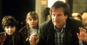 Robin Williams így kelt a gyerekszínészek védelmére a Jumanji forgatásán