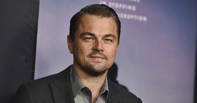 Leonardo DiCaprio-nak szörnyű gyerekkora volt