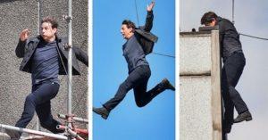 Az elképesztő Tom Cruise filmes sérülései, amikben könnyen az életét veszthette volna