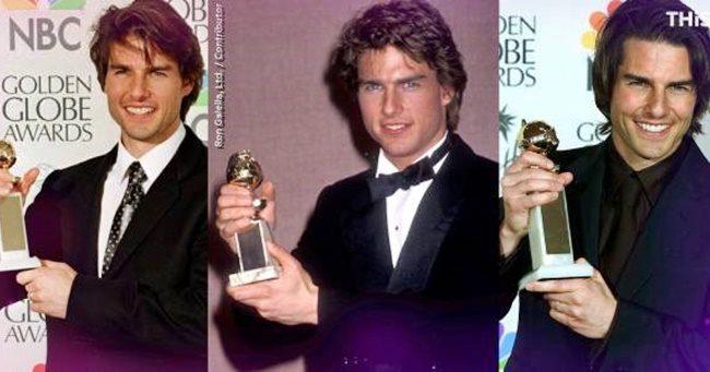 Botrány! Tom Cruise 3 Golden Globe-díját is visszaadja egy botrány miatt