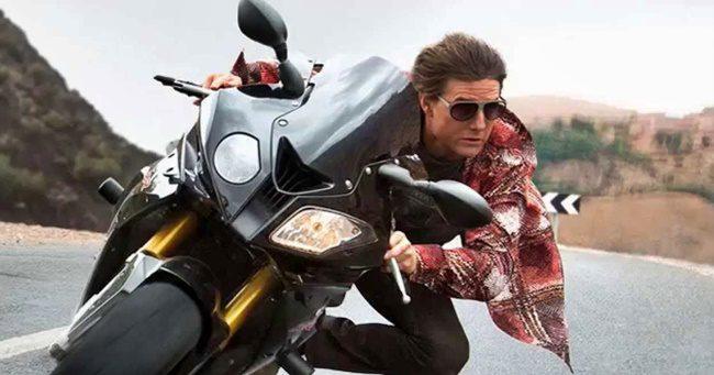 Tom Cruise a kaszkadőrök királya