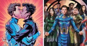 A Marvel következő gigaprodukciójában láthatjuk az első LMBTQ szuperhős-csókot